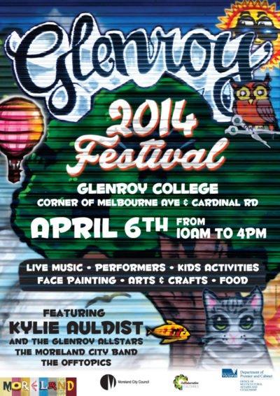 Glenroy 2014 Festival Poster