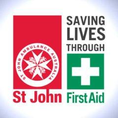 St John Vic Rebrand