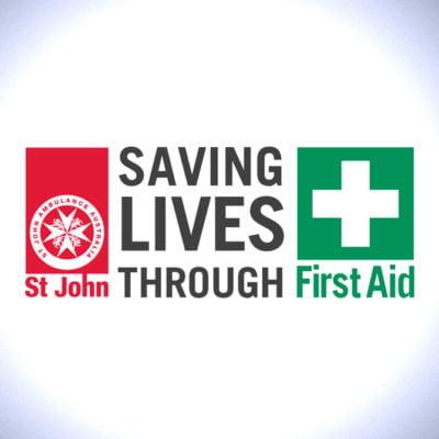 St John First Aid Logo